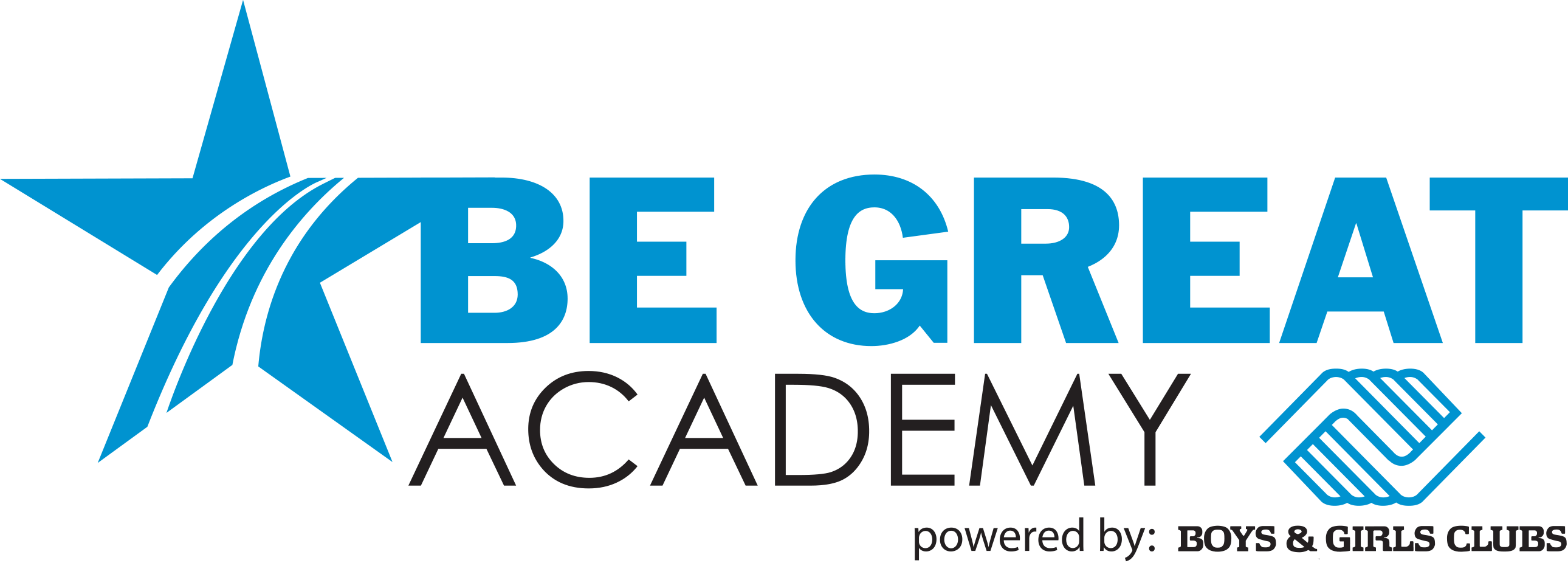 BE GREAT Academy: Great Futures Start Here